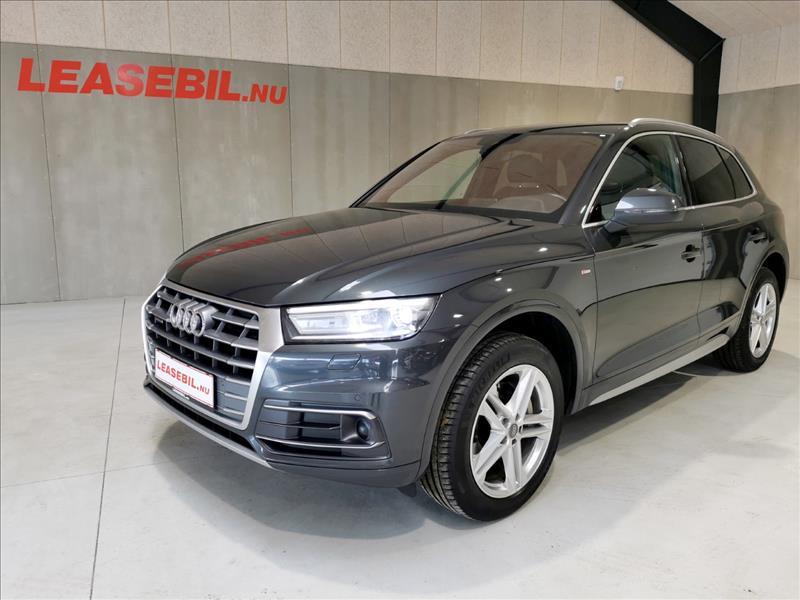Salg af nyere brugte biler -  Audi - sælges