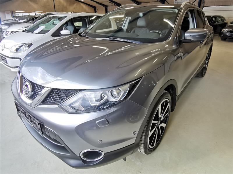 Salg af nyere brugte biler -  Nissan - sælges